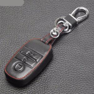 Bao da chìa khóa xe Kia Sorento