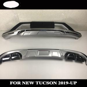 Bộ ốp cản trước sau xe Hyundai Tucson 2019