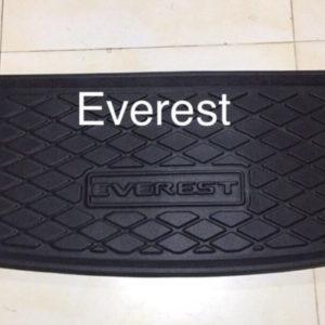 Lót cốp nhựa TPO xe Ford Everest