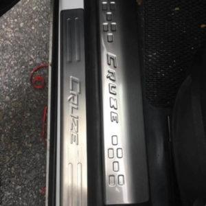 Ốp bậc cửa trong ngoài Chevrolet Cruze