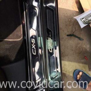 Ốp bậc cửa trong ngoài Titan Mazda CX5