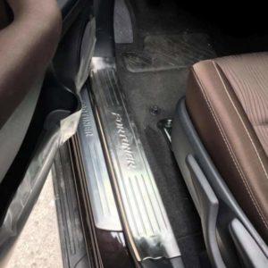 Ốp bậc cửa trong ngoài Toyota Fortuner