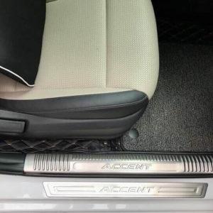 Ốp bậc trong ngoài Hyundai Accent