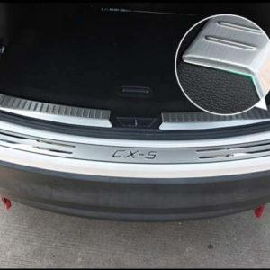 Ốp chống trầy cốp trong ngoài Mazda CX5 2013-2016