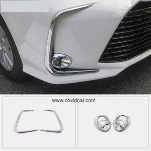Ốp viền đèn gầm Toyota Altis 2020