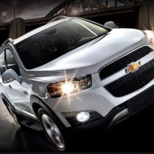 Bậc lên xuống xe Chevrolet Captiva 2008-2014