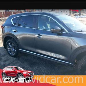 Bộ cong kính xe Mazda CX5 2018-2019