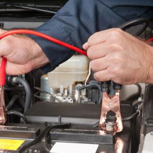 Bộ dây câu bình điện ô tô