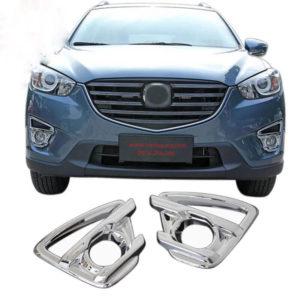 Bộ ốp viền đèn gầm Mazda CX5 2013-2017