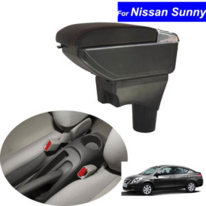 Hộp tỳ tay Nissan Sunny
