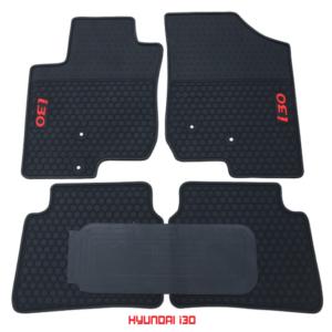 Lót sàn cao su Hyundai I30