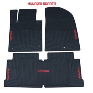 Lót sàn cao su Hyundai Sonata