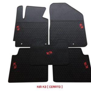 Lót sàn cao su Kia K3