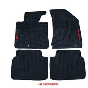Lót sàn cao su Kia Sportage