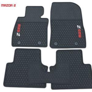 Lót sàn cao su Mazda 2
