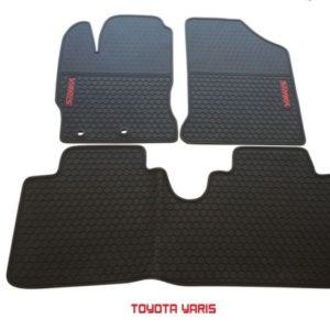 Lót sàn cao su Toyota Yaris
