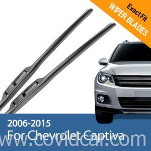 Bộ 2 gạt mưa theo xe Chevrolet Captiva