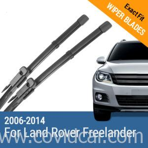 Bộ 2 gạt mưa theo xe Range Rover Freelander