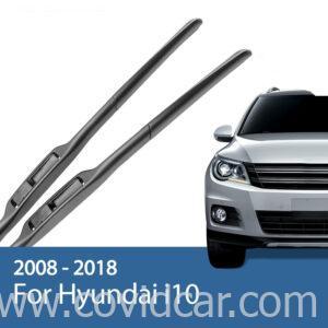 Bộ 2 chổi gạt mưa trước theo xe Hyundai I10 2008-2018