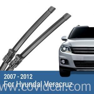 Bộ 2 chổi gạt mưa trước theo xe Hyundai Veracruz 2007-2012