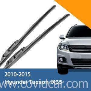 Bộ 2 gạt mưa trước cho xe Hyundai Tucson 2010-2015