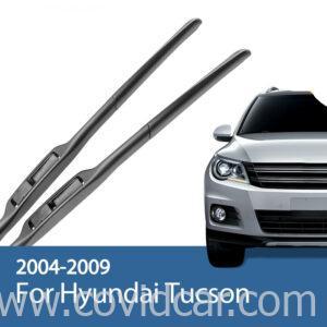 Bộ 2 gạt mưa trước theo xe Hyundai Tucson 2004-2009