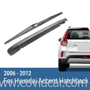 Bộ cần gạt mưa sau xe Hyundai Accent Hatchback 2006-2012