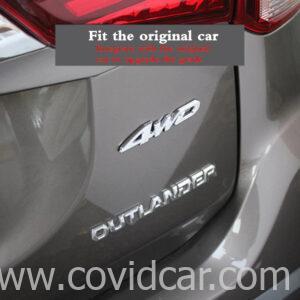Chữ nổi 4WD Cho Mitsubishi Outlander 2013-2018