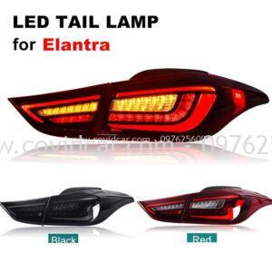 Đèn hậu độ LED DRL Hyundai Elantra 2012 - 2017